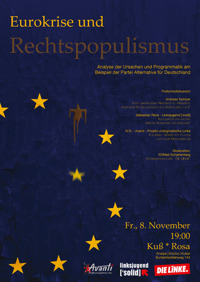 Eurokrise und Rechtspopulismus
