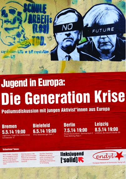 Jugend in Europa: Die Generation Krise