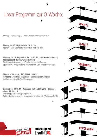 O-Woche Uni Bremen