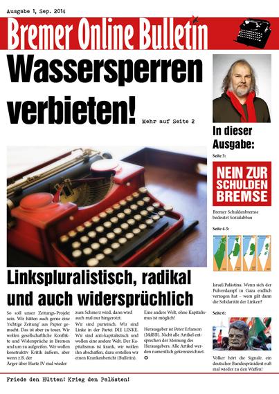 Bremer Online Bulletin