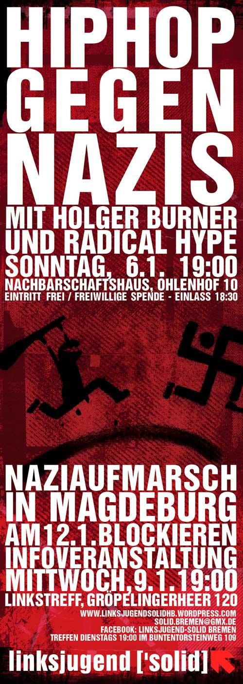 HipHop gegen Nazis!