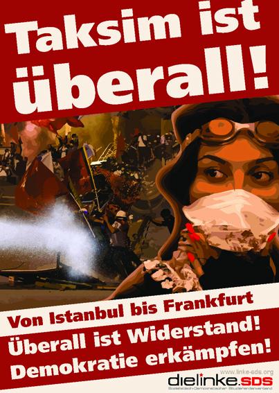 Taksim ist überall!