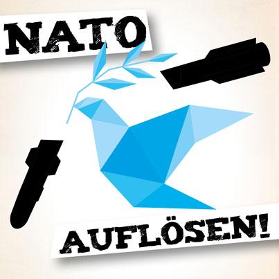 Nein zur NATO