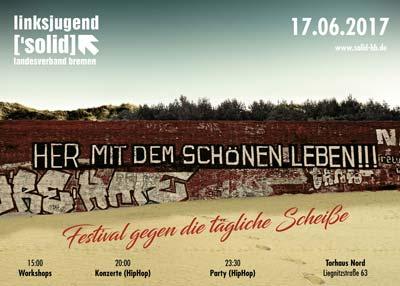 Festival: Her mit dem schönen Leben!